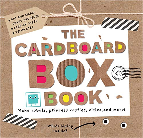 9780312517380: The Cardboard Box Book: Make Robots, Princess Castles, Cities, and More!