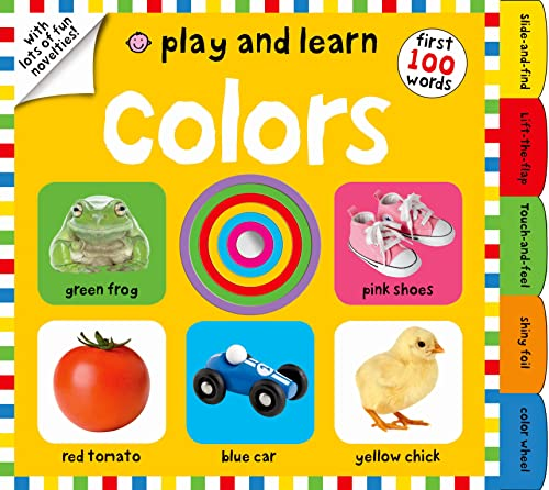 9780312517519: Colors