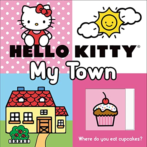 9780312517694: Hello Kitty: My Town Slide and Find