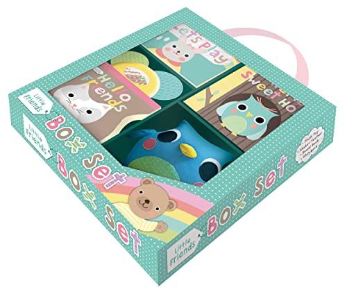9780312517779: Little Friends Box Set [With Owl Plush]