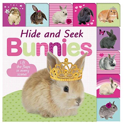 9780312517847: Lift-the-Flap Tab: Hide and Seek Bunnies (Lift-the-Flap Tab Books)
