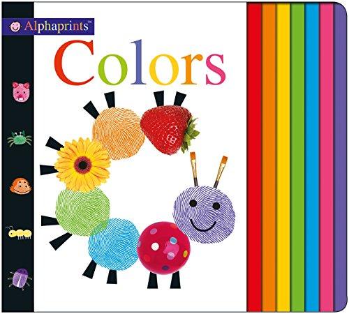 9780312517939: Alphaprints: Colors