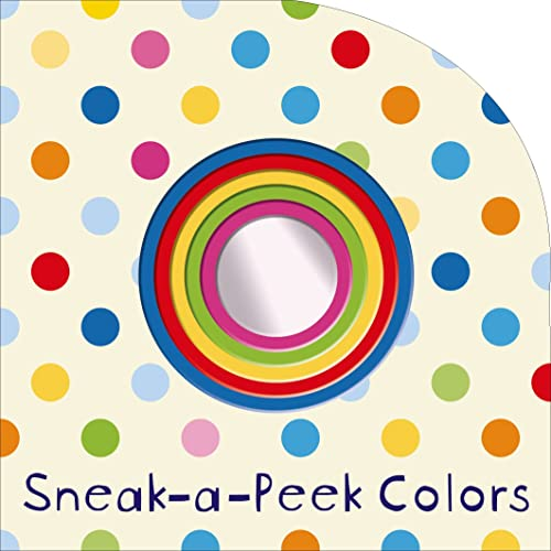 9780312517991: Sneak-a-Peek: Colors
