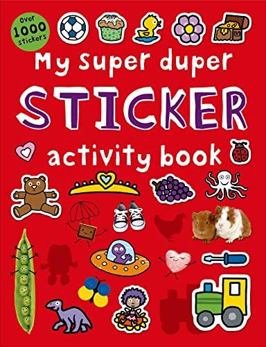 9780312518202: My Super Duper Sticker Activity Book
