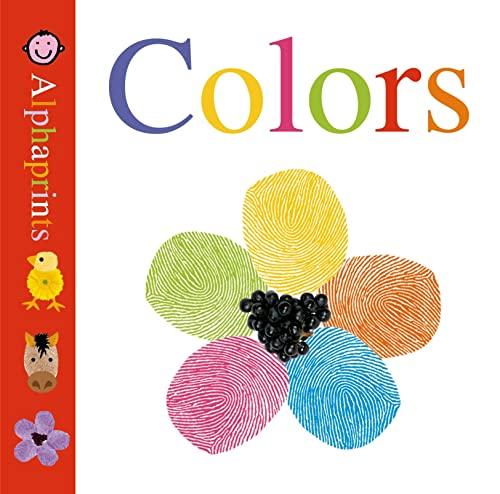Little Alphaprints: Colors: Priddy, Roger