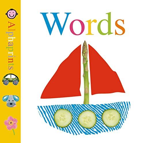 Little Alphaprints: Words: Priddy, Roger