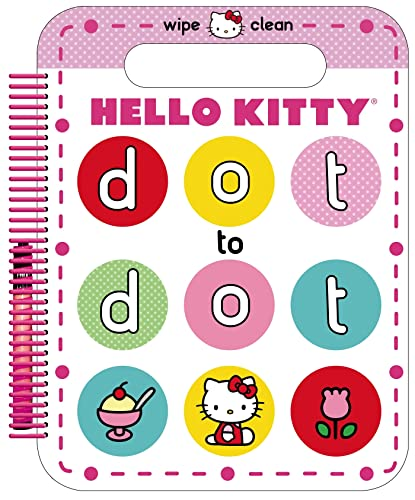 9780312518370: Hello Kitty: Wipe Clean Dot to Dot