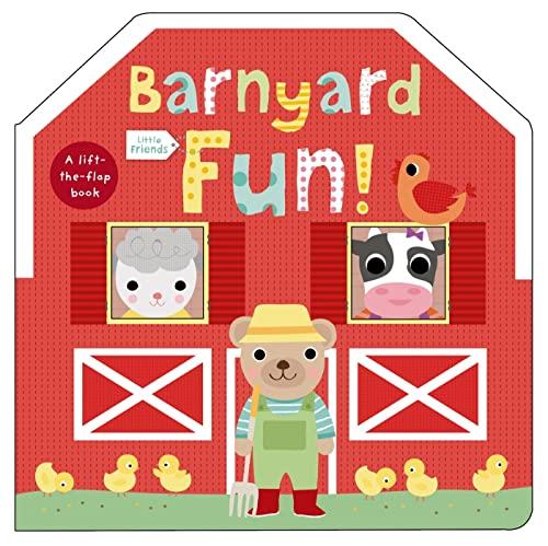 Little Friends: Barnyard Fun!: Priddy, Roger