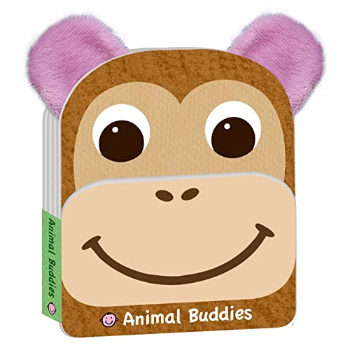 Animal Buddies: Monkey: Priddy, Roger