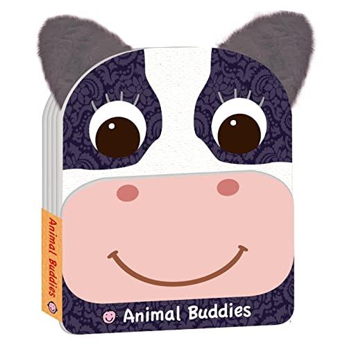9780312518547: Animal Buddies: Cow