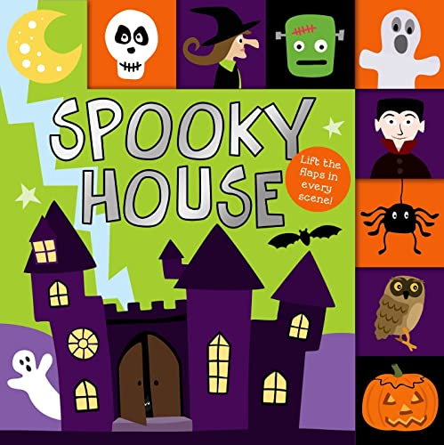 9780312518684: Lift-the-Flap Tab: Spooky House (Lift-the-Flap Tab Books)