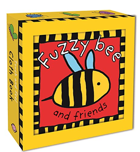 9780312518912: Fuzzy Bee and Friends (Touch and Feel Cloth Books)