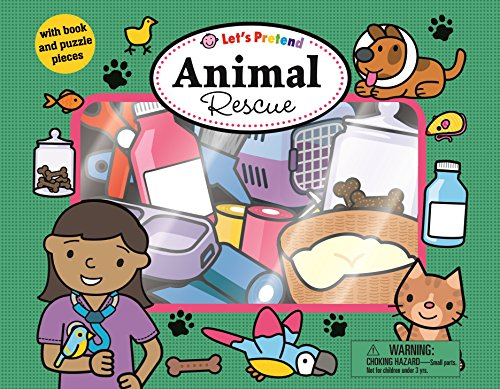 9780312519070: Let's Pretend: Animal Rescue
