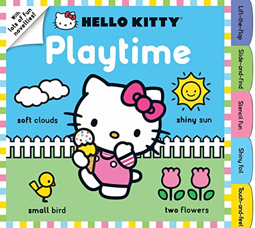 9780312519544: Hello Kitty: Playtime: With Lots of Fun Novelties