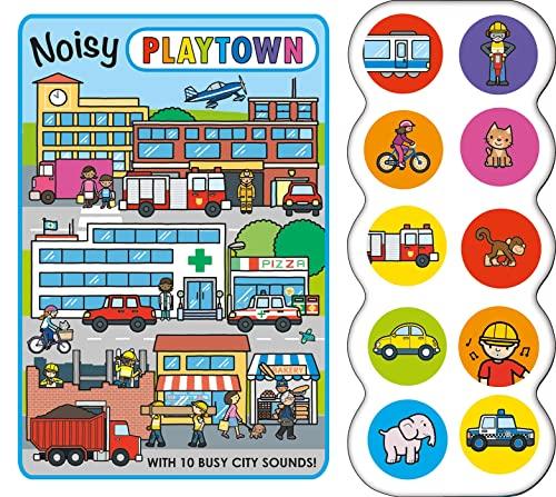 Noisy Playtown: Priddy, Roger
