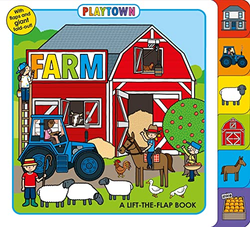 9780312519599: Playtown: Farm