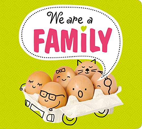 We Are a Family (Small Format): Roger Priddy