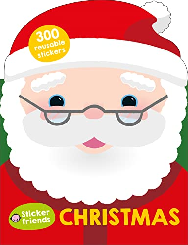 9780312520502: Sticker Friends Christmas
