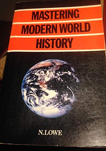 9780312521028: Mastering Modern World History