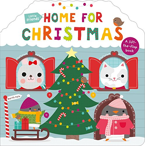 Little Friends: Home for Christmas: Roger Priddy