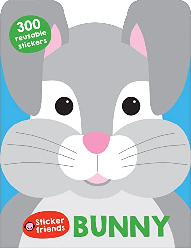 Sticker Friends: Bunny: Roger Priddy