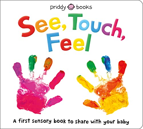 9780312527594: See, Touch, Feel: A First Sensory Book