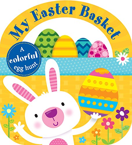 9780312527914: Carry-along Tab Book: My Easter Basket (Lift-the-Flap Tab Books)