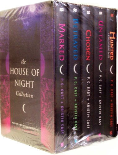 9780312530648: The House of Night Collection - Marked / Betrayed / Chosen / Untamed / Hunted