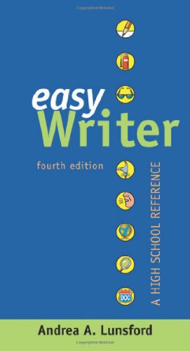 9780312531140: EasyWriter: A High School Reference