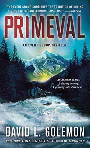 Primeval (Event Group Thriller, Book 5): Golemon, David L.