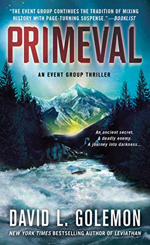 9780312533649: Primeval (An Event Group Thriller)