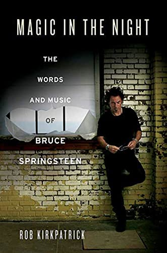 9780312533809: Magic in the Night: The Words and Music of Bruce Springsteen