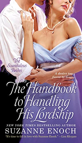 9780312534547: The Handbook to Handling His Lordship (Scandalous Brides Series)