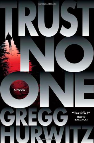 TRUST NO ONE (SIGNED): Hurwitz, Gregg