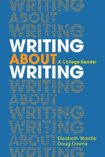 9780312534936: Writing about Writing: A College Reader