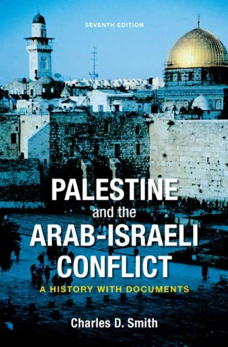 9780312535018: Palestine and the Arab-Israeli Conflict: A History with Documents