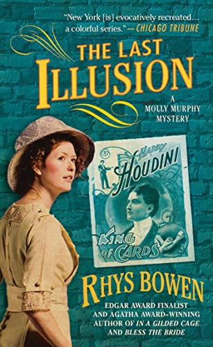 9780312535353: The Last Illusion: A Molly Murphy Mystery (Molly Murphy Mysteries)