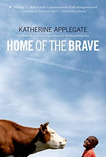 Home of the Brave: Katherine Applegate