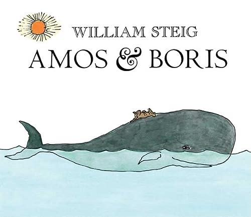 9780312535667: Amos & Boris