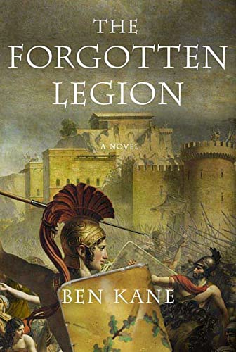 9780312536718: The Forgotten Legion