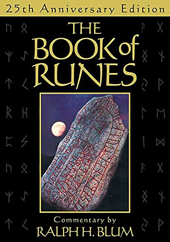 9780312536763: The Book of Runes, 25th Anniversary Edition