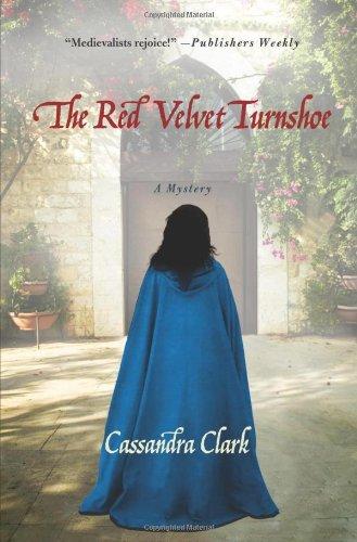 9780312537364: The Red Velvet Turnshoe (Abbess Hildegard of Meaux)