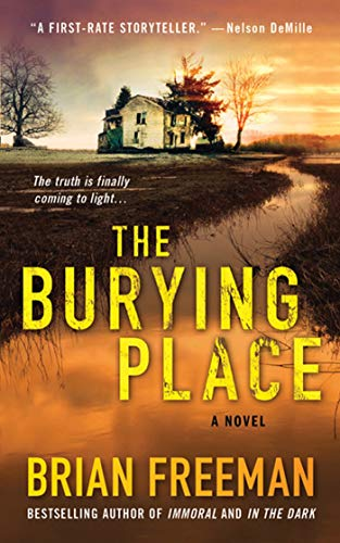 9780312537913: The Burying Place: A Novel (Jonathan Stride)