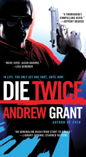 9780312537944: Die Twice (A David Trevellyan Thriller)