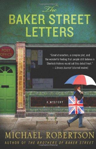 The Baker Street Letters: Robertson, Michael