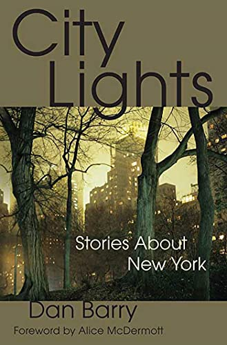 9780312538910: City Lights: Stories About New York