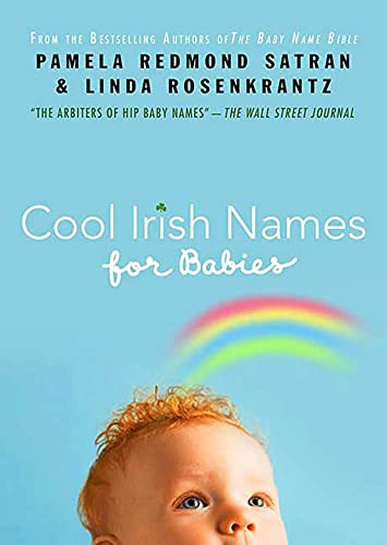 9780312539122: Cool Irish Names for Babies
