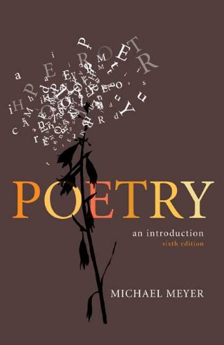 Poetry: An Introduction: Michael Meyer