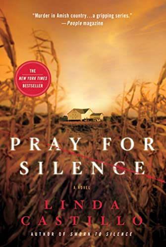 9780312540036: Pray for Silence: A Kate Burkholder Novel (Kate Burkholder Novels)