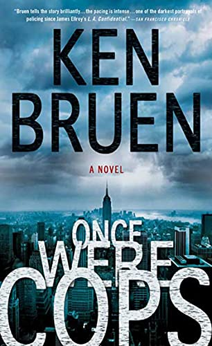 9780312540173: Once Were Cops: A Novel
